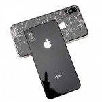 Bagside iPhone X