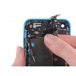 Volume knapper, mute og power knap udskiftning